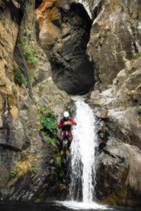 Barranquisme a La Cerdanya - Llec
