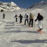 Raquetes de neu La Molina